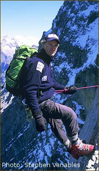 Sir Ranulph Fiennes Bt. OBE